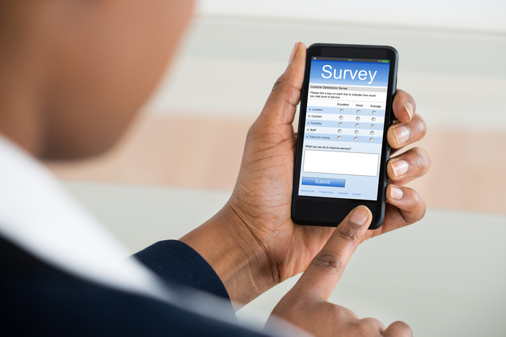 Surveys and Canvassing - Front Row Solutions | Mobile Forms