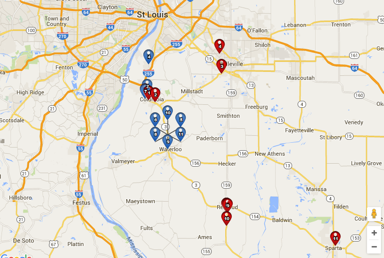 Geo-Location - Front Row Solutions | Mobile Forms Paperless ... on